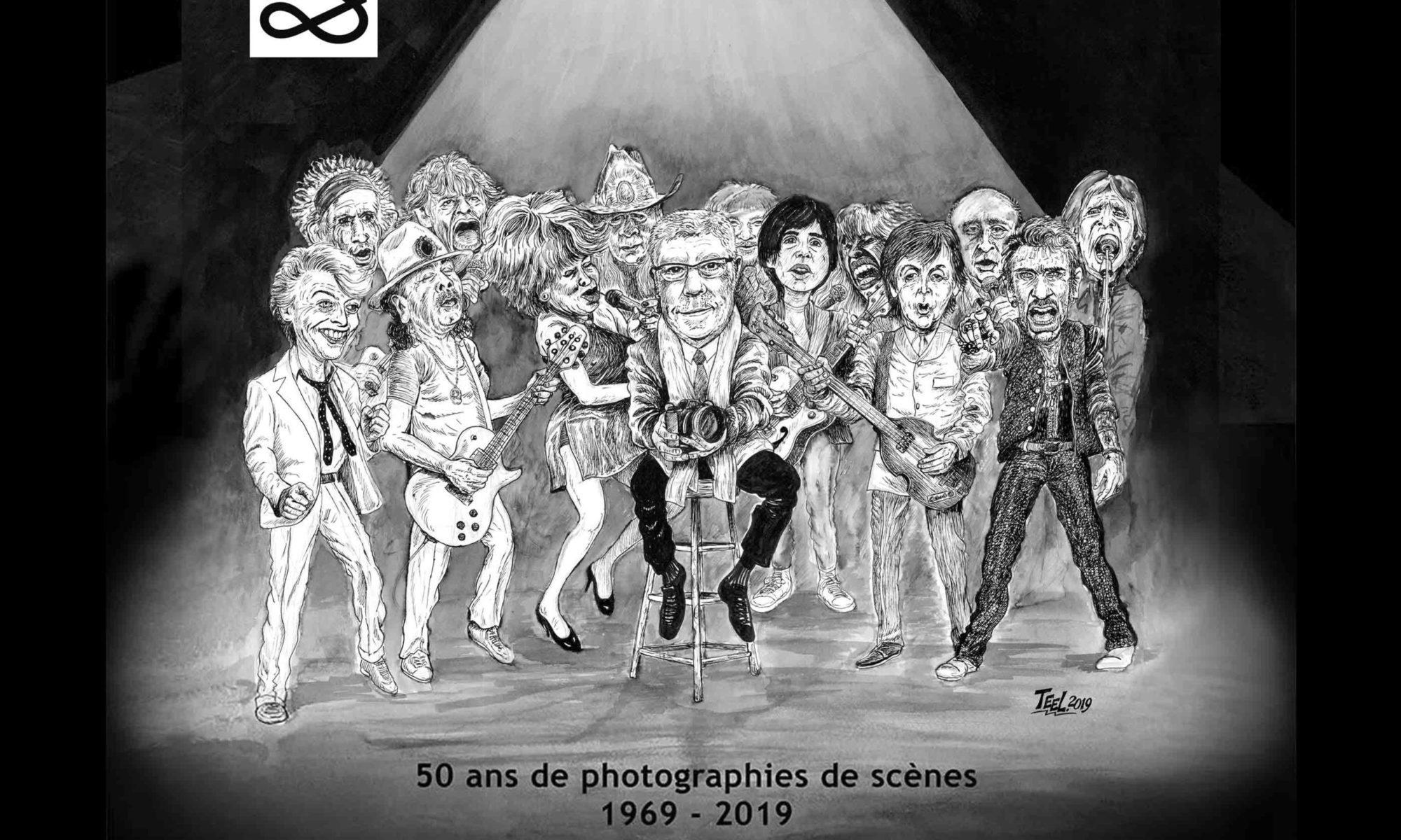 Musique & Rencontres 1969 - 2019